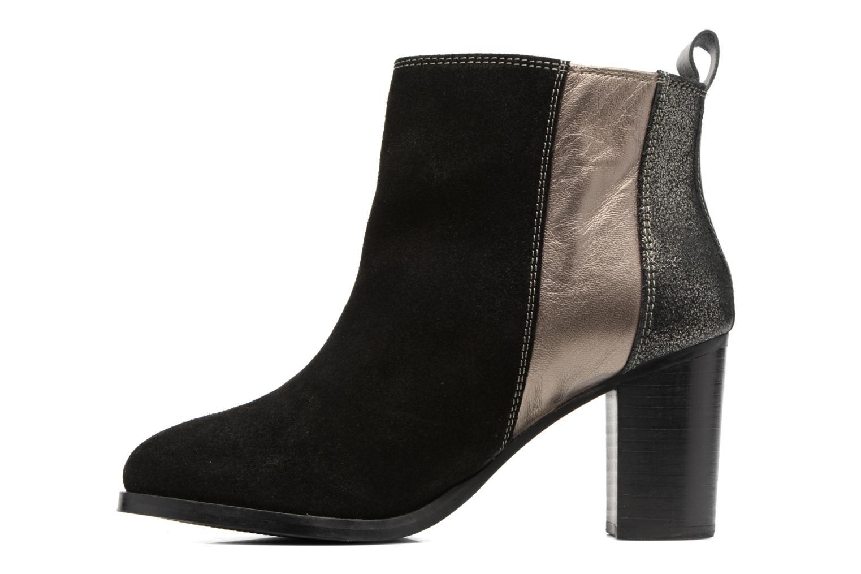 Bottines et boots Gioseppo Bienville Noir vue face