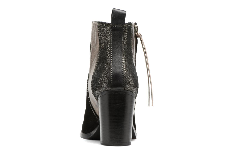 Bottines et boots Gioseppo Bienville Noir vue droite