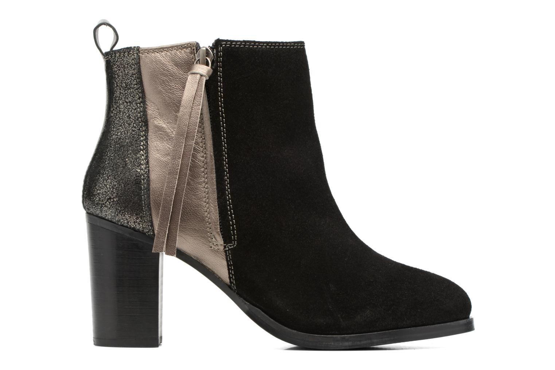 Bottines et boots Gioseppo Bienville Noir vue derrière