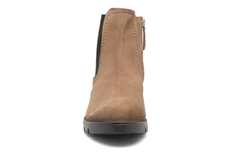 Bottines et boots Gioseppo Dresalti Beige vue portées chaussures