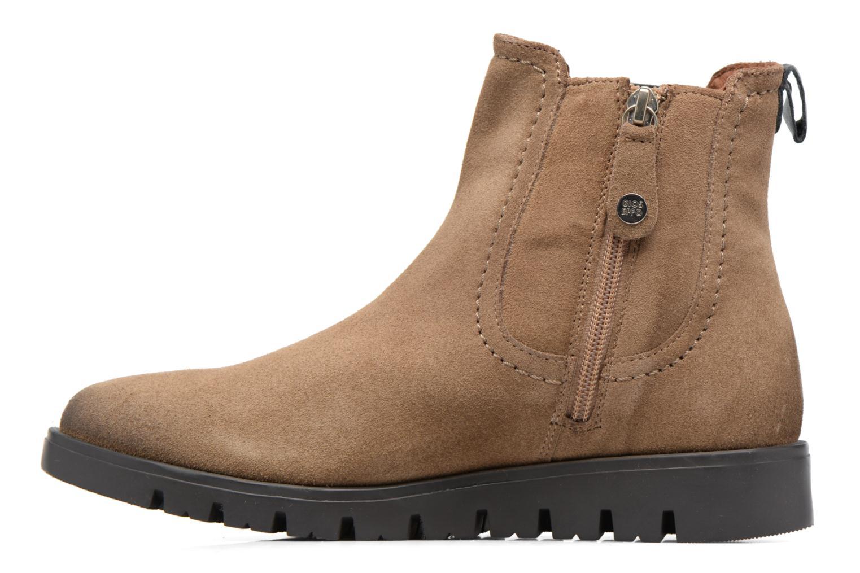 Bottines et boots Gioseppo Dresalti Beige vue face