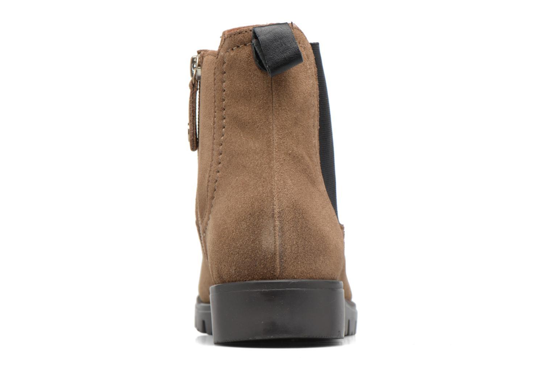Bottines et boots Gioseppo Dresalti Beige vue droite