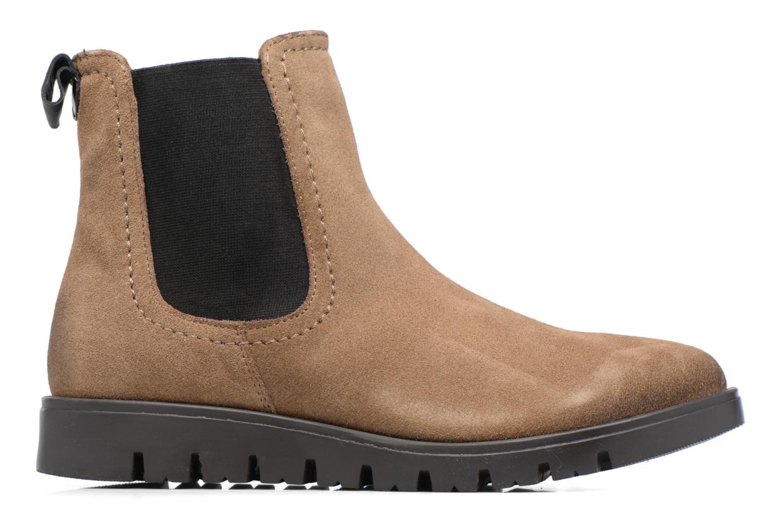 Bottines et boots Gioseppo Dresalti Beige vue derrière