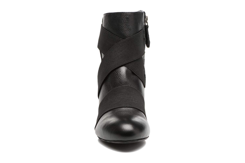 Bottines et boots Gioseppo Logan Noir vue portées chaussures