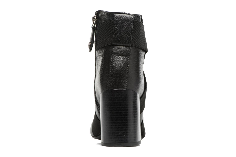 Bottines et boots Gioseppo Logan Noir vue droite