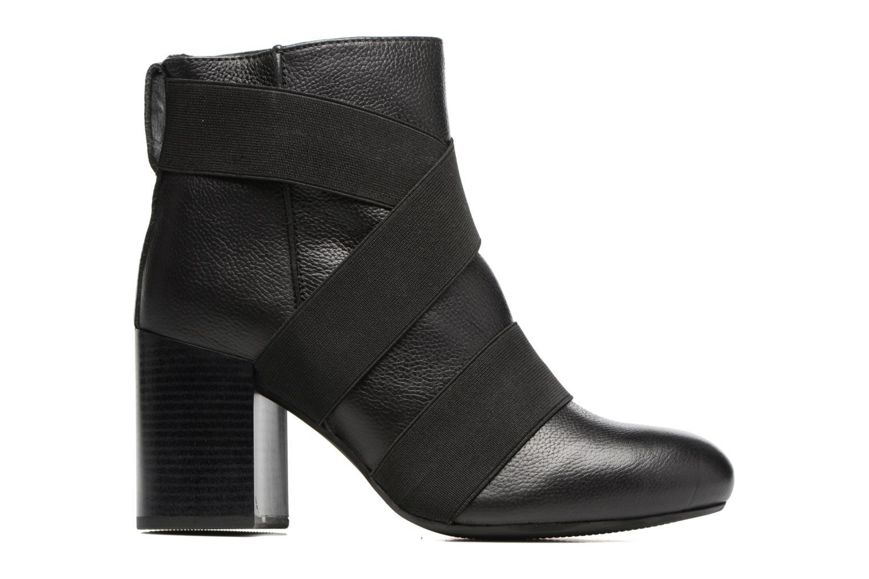 Bottines et boots Gioseppo Logan Noir vue derrière