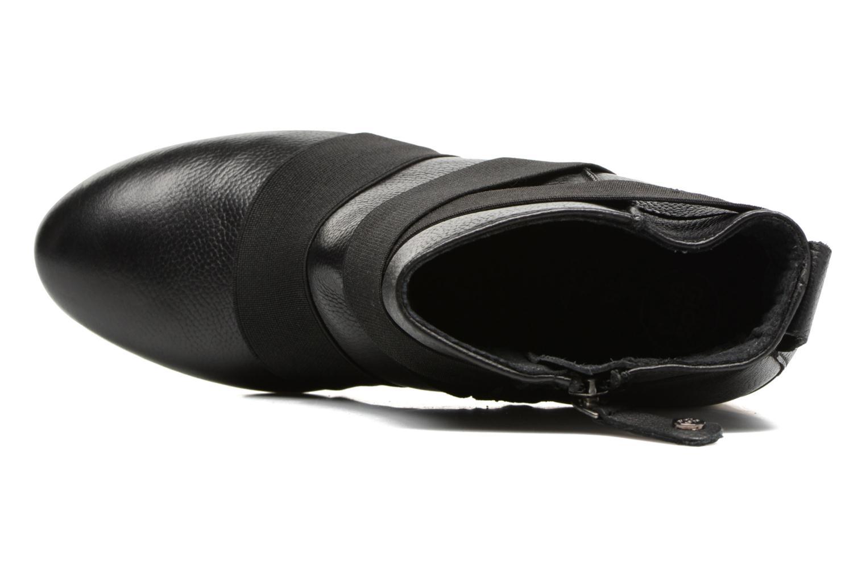 Bottines et boots Gioseppo Logan Noir vue gauche