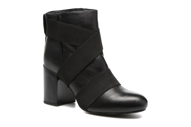 Bottines et boots Gioseppo Logan Noir vue détail/paire