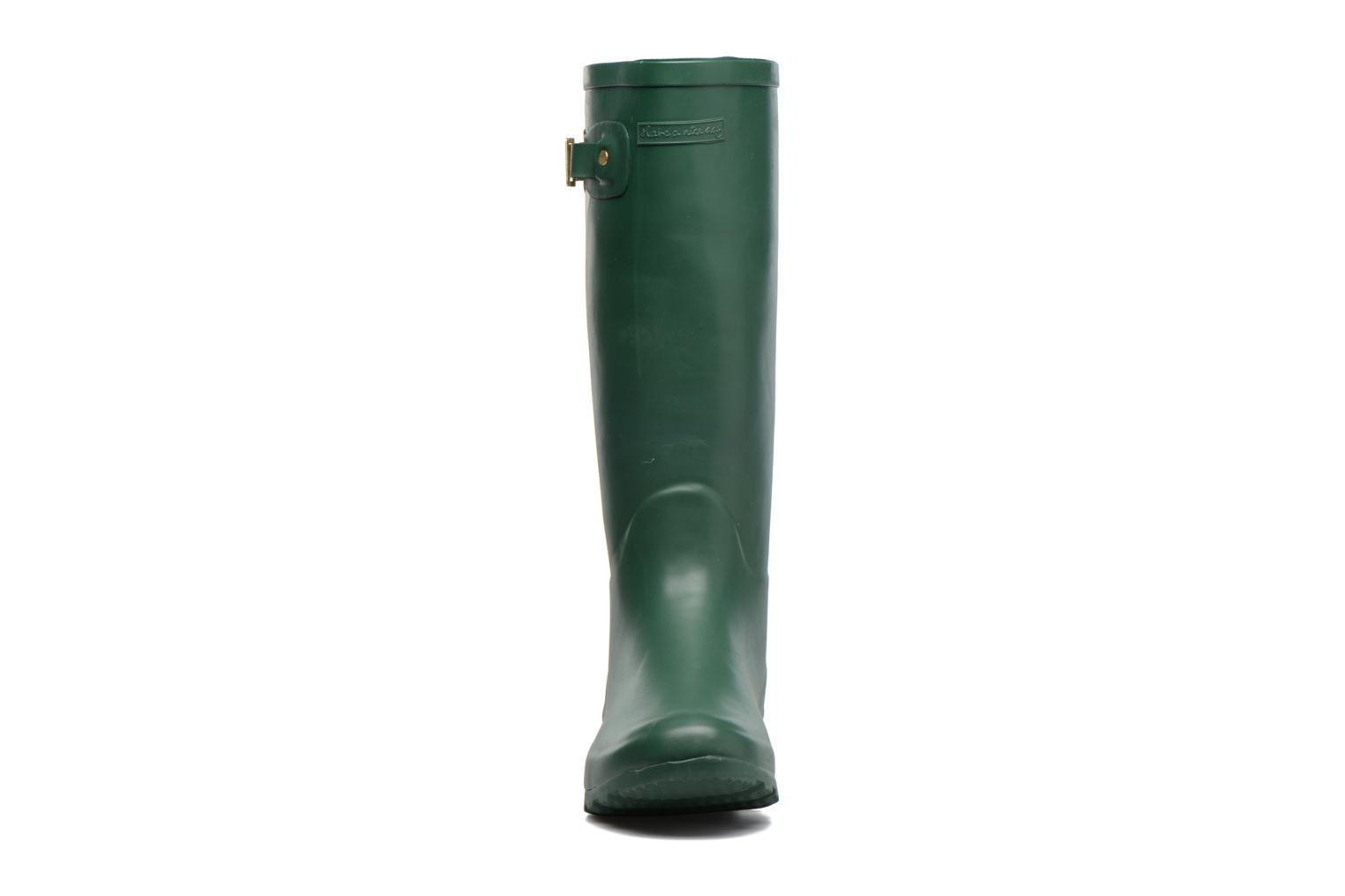 Boots & wellies Gioseppo Londres Green model view