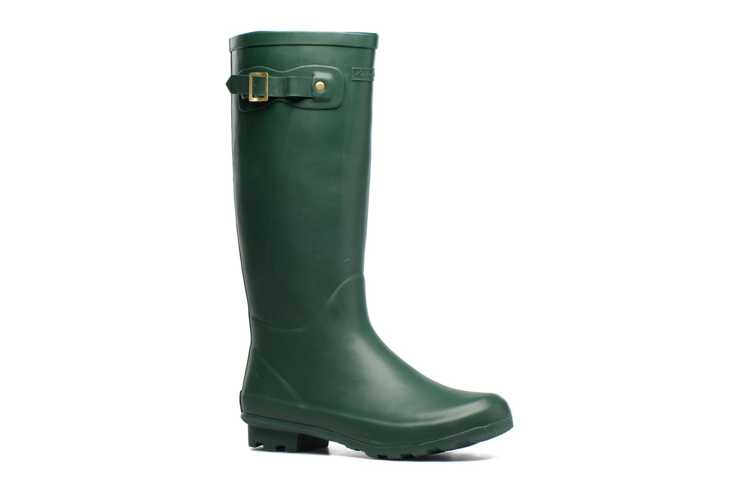 Boots & wellies Gioseppo Londres Green detailed view/ Pair view