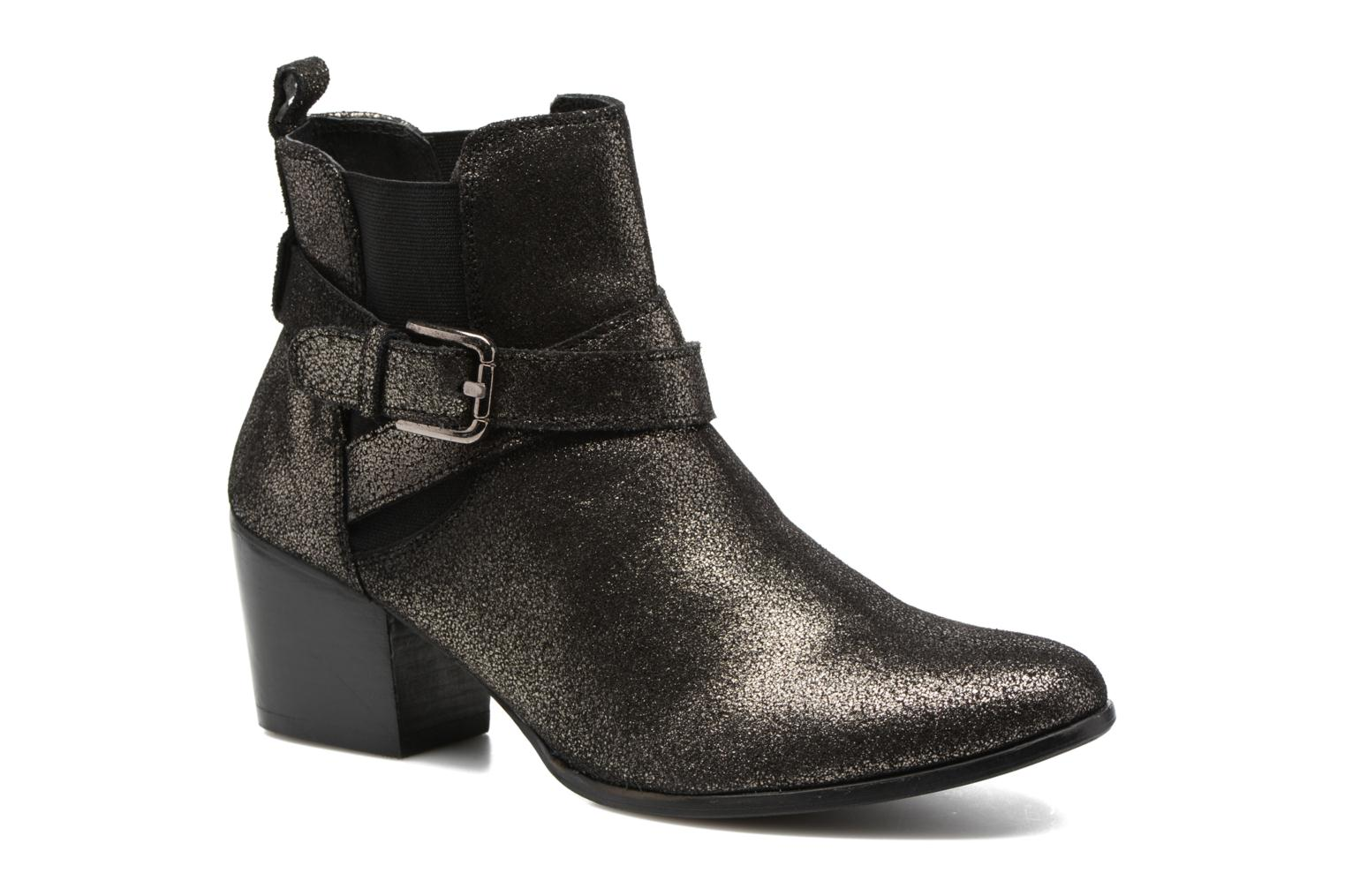 Marques Chaussure femme Gioseppo femme Rhode Pewter