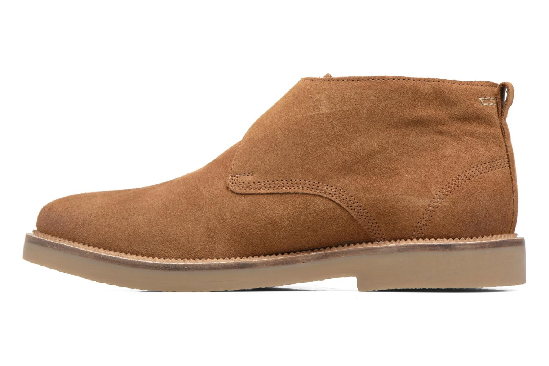 Bottines et boots Gioseppo Ailama Marron vue face