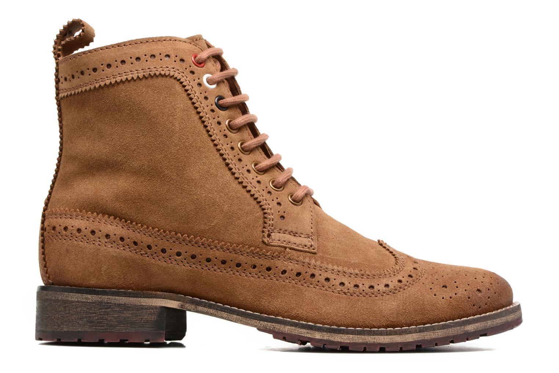 Bottines et boots Gioseppo Aneto Marron vue derrière