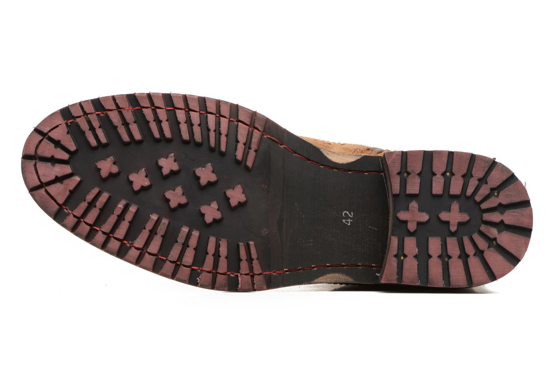 Bottines et boots Gioseppo Aneto Marron vue haut