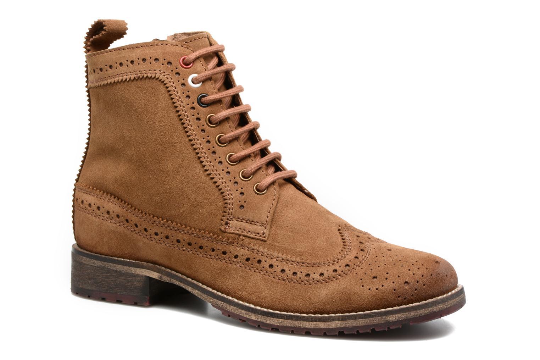 Bottines et boots Gioseppo Aneto Marron vue détail/paire