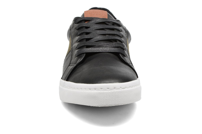 Black/kaki Gioseppo Eiken (Noir)