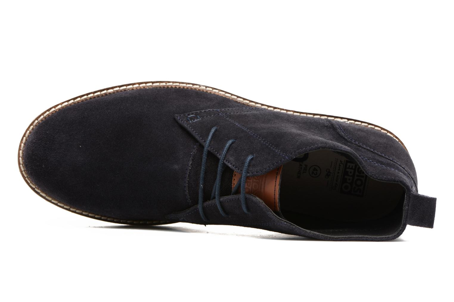 Yunque Navy Blue