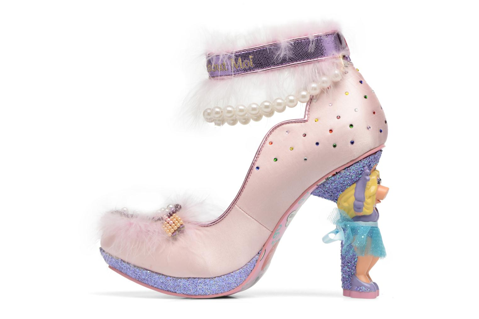 Escarpins Irregular Choice All About Moi Rose vue face