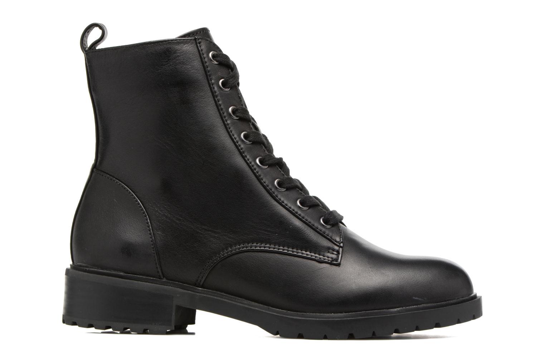 Bottines et boots Steve Madden Officer Noir vue derrière