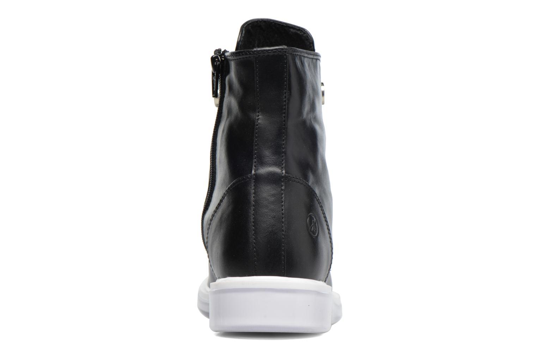 Bottines et boots Bronx BennoX Noir vue droite