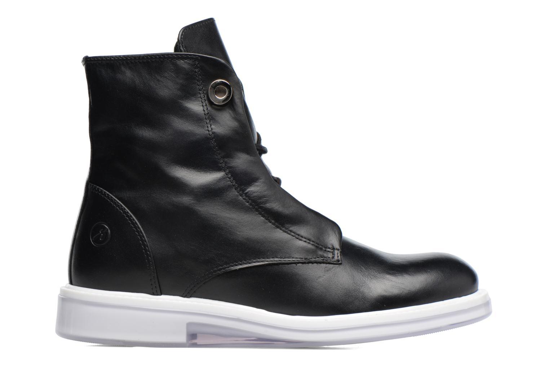 Bottines et boots Bronx BennoX Noir vue derrière