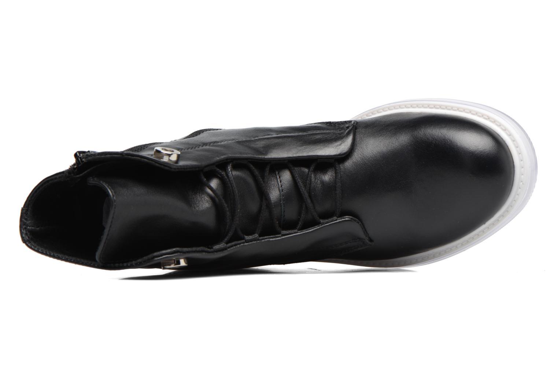 Bottines et boots Bronx BennoX Noir vue gauche
