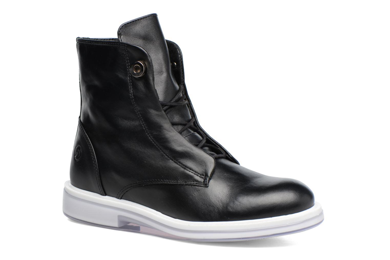 Bottines et boots Bronx BennoX Noir vue détail/paire