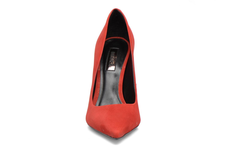 Escarpins Bronx Briox A Rouge vue portées chaussures
