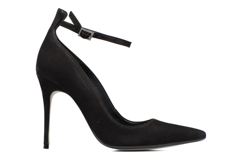 Zapatos de tacón Bronx Briox B Negro vistra trasera
