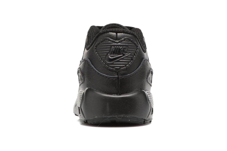 Barely Rose/Gunsmoke-White-Black Nike Nike Air Max 90 Ltr (Td) (Rose)