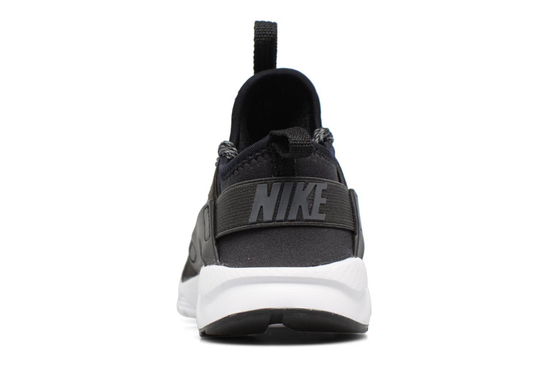 Baskets Nike Huarache Run Ultra Se (Ps) Gris vue droite