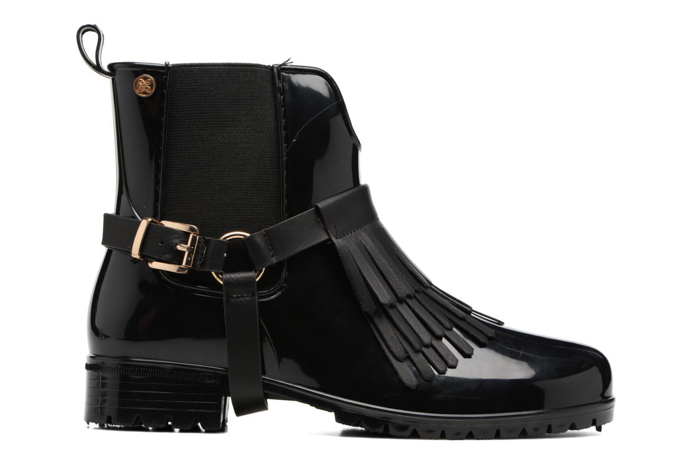 Bottines et boots Be Only Indiana Noir vue derrière