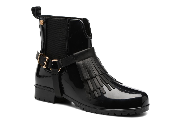 Bottines et boots Be Only Indiana Noir vue détail/paire
