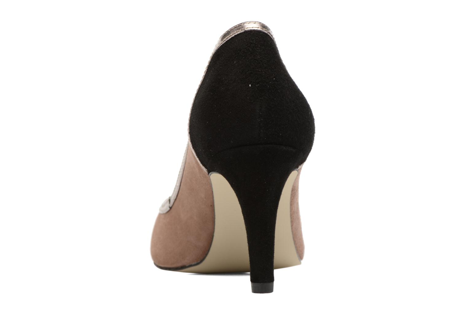 High heels Georgia Rose Gabla Multicolor view from the right