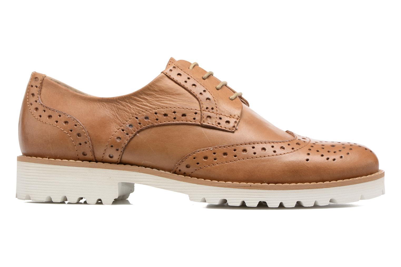 Chaussures à lacets Kickers Pytch Marron vue derrière
