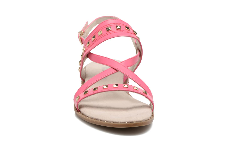 Sandales et nu-pieds Tamaris Aline Rose vue portées chaussures