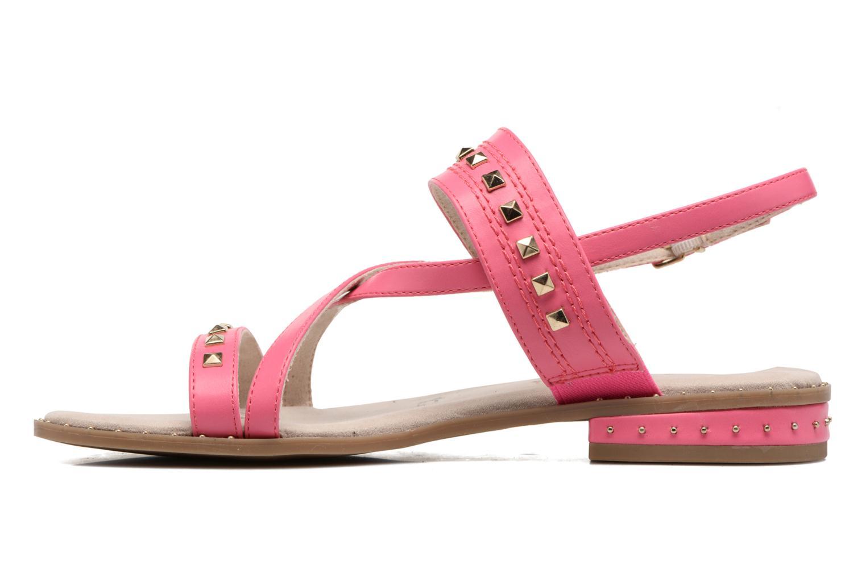 Sandales et nu-pieds Tamaris Aline Rose vue face