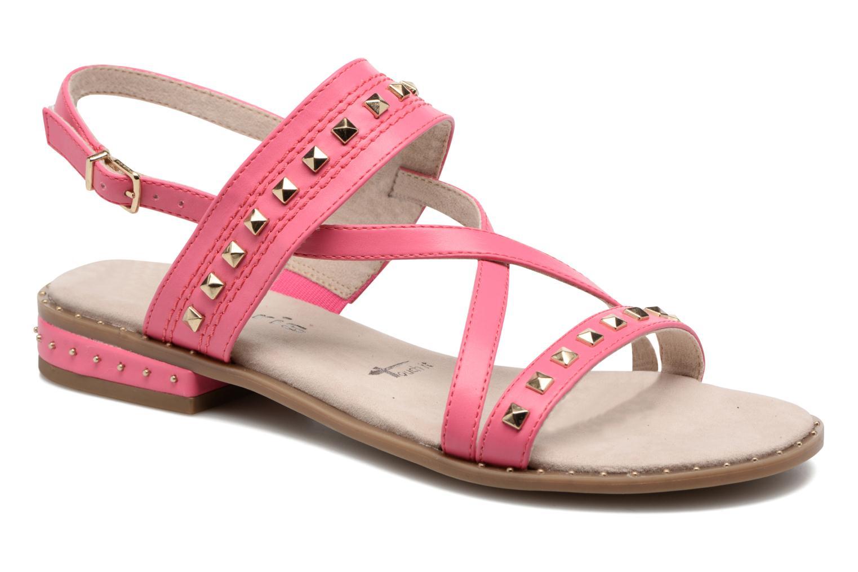 Sandales et nu-pieds Tamaris Aline Rose vue détail/paire