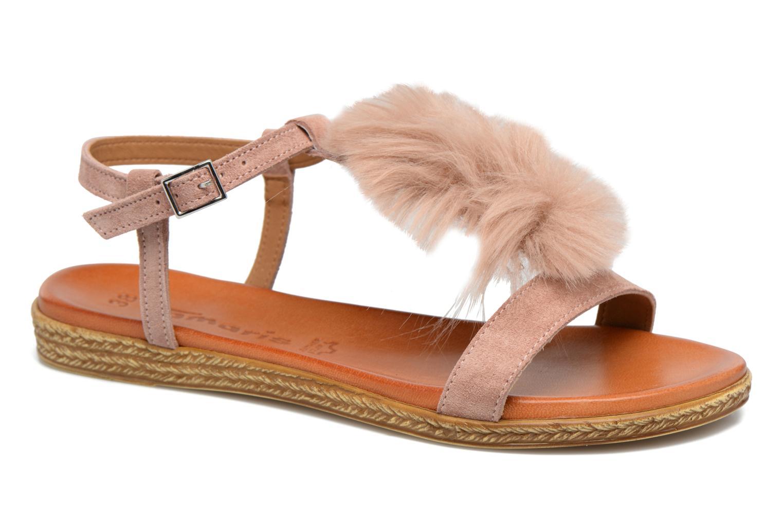 Sandales et nu-pieds Tamaris Pompina Rose vue détail/paire