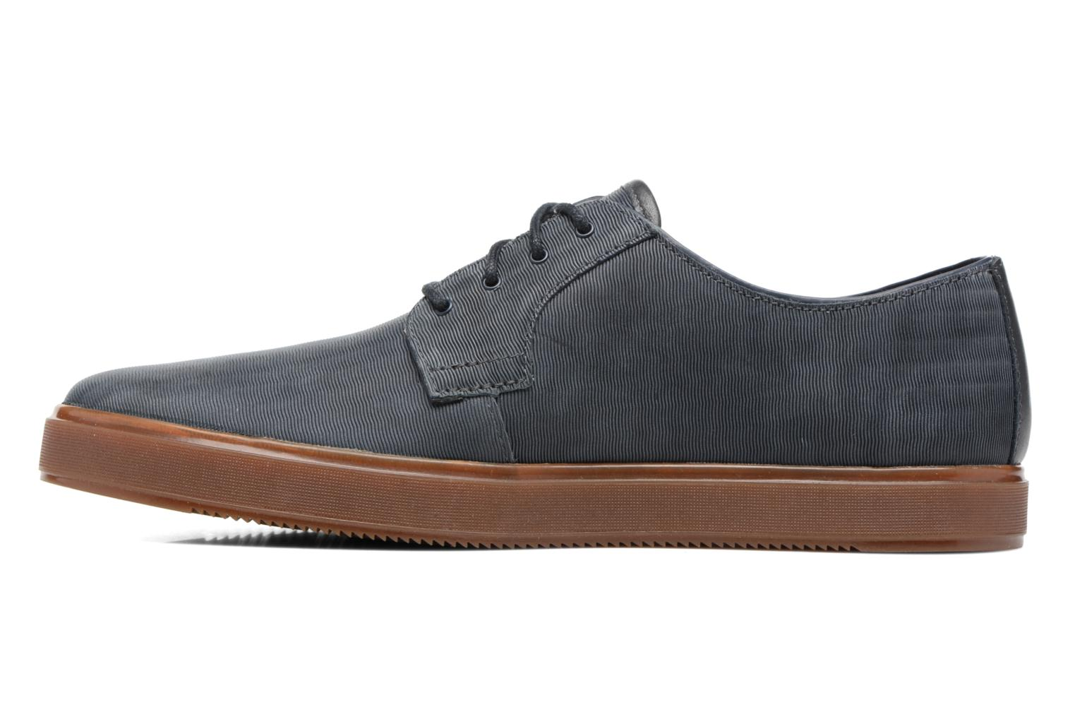 Calderon Lace Navy leather