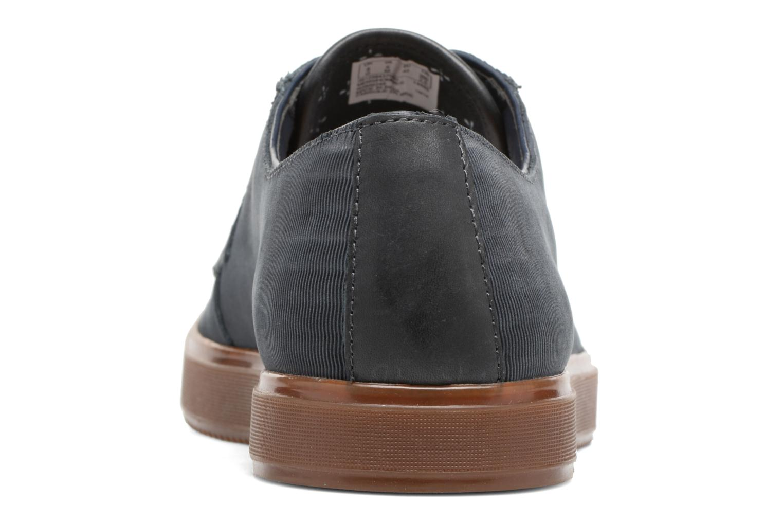 Sneakers Clarks Calderon Lace Blauw rechts