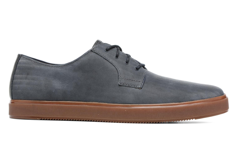 Sneakers Clarks Calderon Lace Blauw achterkant