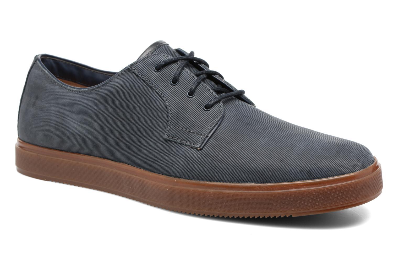 Sneakers Clarks Calderon Lace Blauw detail