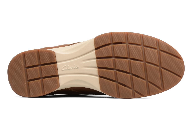 Stafford Plan Tan Leather