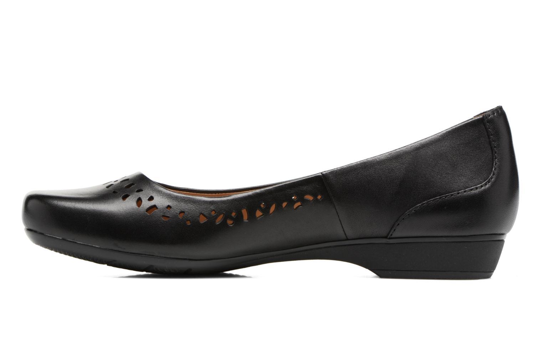 Blanche Garyn Black leather