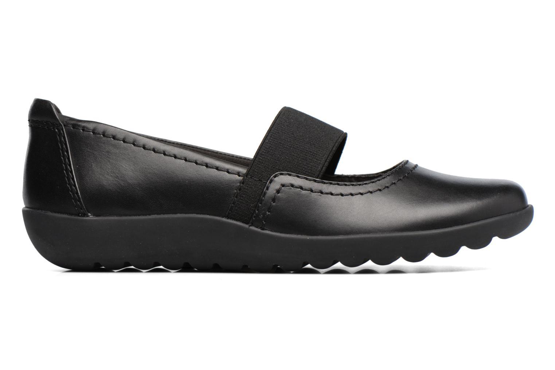 Medora Ally Black leather