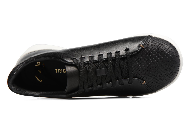 Tri Abby Black leather