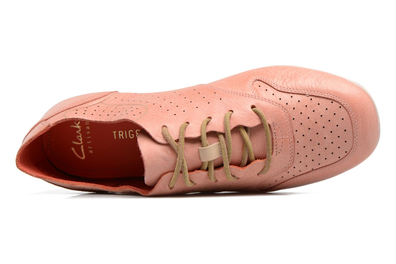Tri Actor Coral Leather