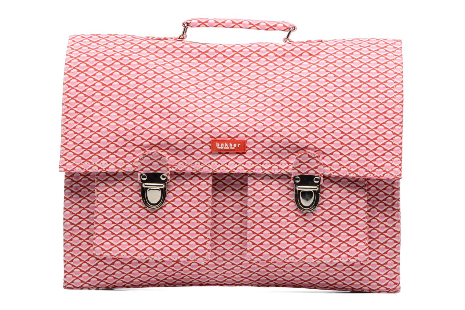 Scolaire Bakker Made With Love Chine 37cm Rose vue détail/paire