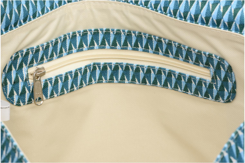 Scolaire Bakker Made With Love Diamond 37cm Bleu vue derrière
